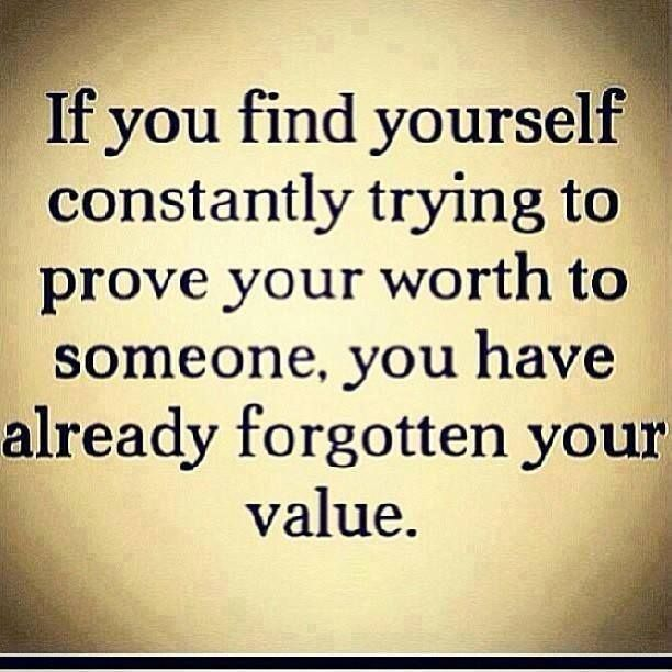 your-worth